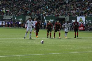 Portland Timbers 0-2 Orlando City SC from Providence Park
